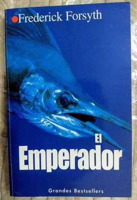 Libro El Emperador de Frederick Forsyth