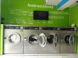 lavadoras y secadoras industriales marca speed queen