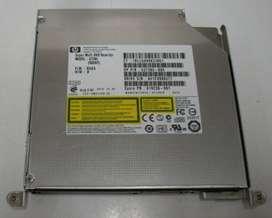 Multigrabador HP GT30L  Dvd ± RW (DL)/DVD-RAM Unidad óptica SATA Interno Laptop