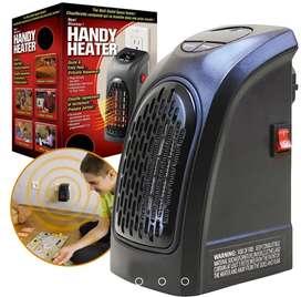 Calefactor calentador de ambiente a control remoto con temporizador