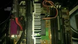 Motherboard Soyo 6VBA133, A Reparar ó Repuestos