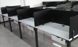 Módulos escritorios oficinas call center