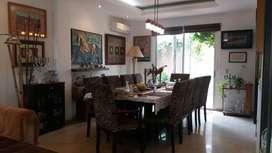 Venta De Casa En Urbanizacion Al Pie del Rio, Casa 4 Dormitorios Sector Aurora- Samborondon