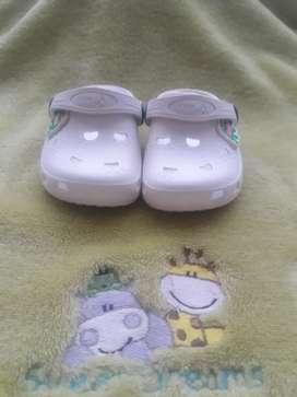 Zapatillas para bebés blancas y negras Originales