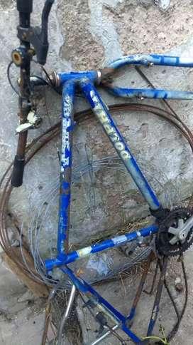Bicicleta cuadrado 28