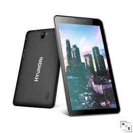 Tablet Hyundai (4G) - 2GB RAM - 32GB - 8'' HD - Android 10