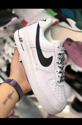 Tenis Nike Air Force One Dama Y Caballer