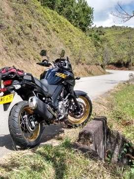 Suzuki Vstrom 650 XT perfecta