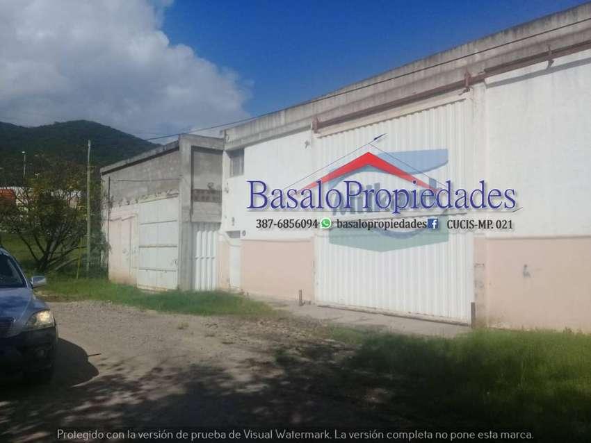 Basalo Propiedades - VENDE- IDEAL FRIGORIFICO-GALPON
