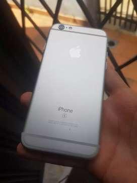 Iphone 6s de 32g 9/10 unlocked