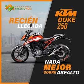 MOTOCICLETA KTM DUKE 250 ABS FULL INYECCION