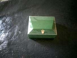 Caja Rolex Original Paño Y Calco