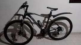 Vendo bicicleta rin 29 grupo Shimano