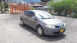 Vendo Renault Megane automático modelo 2007