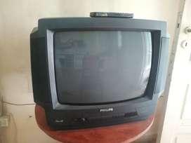 "Televisor PHILIPS 21"""
