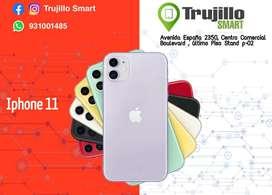 Iphone 11 64 gb Tienda Fisica
