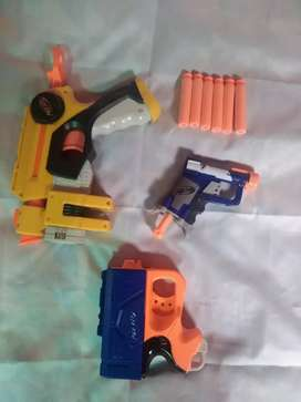 Nerf juguetes