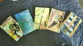 ONE-PUNCH MAN lote libros del 01 al 05 OPORTUNIDAD¡¡¡