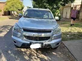 Chevrolet S10 LTZ año 2013. Excelente estado. Uso particular