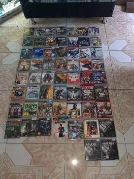 VENDO JUEGOS DE PS3 ORIGINALES