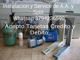 Limpieza de Split y Aire de Ventana ( Mercado Pago )