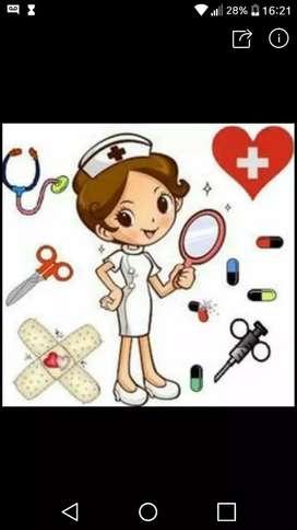 Asistente geriatrico_ auxiliar de enfermería- acompañante terapéutico