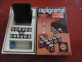 Juego de mesa Rapigrama de Ruybal