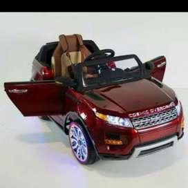 Carrito Land Rover para Niño navidad