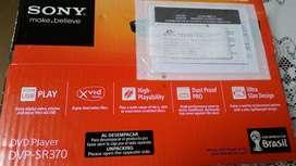 Vendo reproductor de DVD SONY SR370