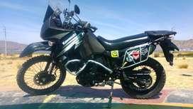 Kawasaki KLR 650cc AÑO 2012