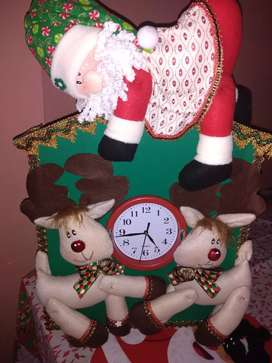 Muñeco navideños