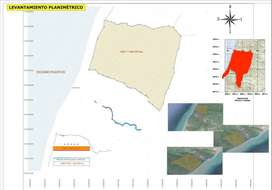 Terreno 588 HA ideal para desarrollo turístico - Manabí - Chirije