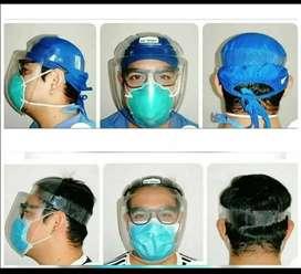 Protectores faciales ( mejorados)