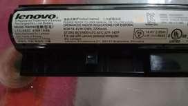 Baterías para portátiles Lenovo Nuevas y originales