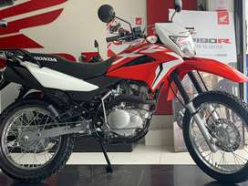 MOTO HONDA XR 150L