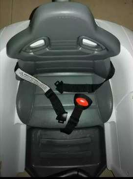 carro paseador AUDI