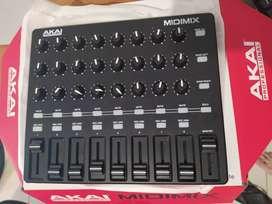 Akai Midimix Controlador Midi Usb