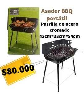 Asador BBQ portatil
