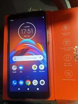 Motorola moto e6 play 32GB 2GB Ram Nuevo