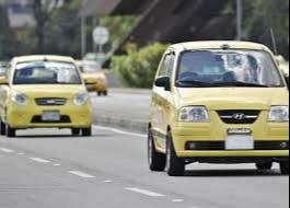Se requiere conductor de taxi