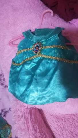 Traje Disney princesa Jazmin