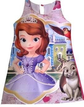 Vestidos Princesa Sofia