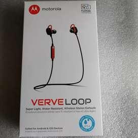Bluetooth Manos Libres Motorola VerveLoop Original.