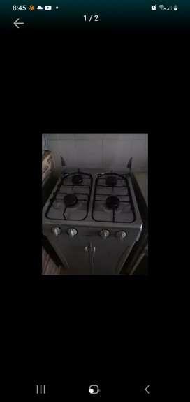 Vendo estufa haceb