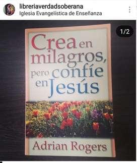 Crea en milagros pero confíe en Jesús A Rogers
