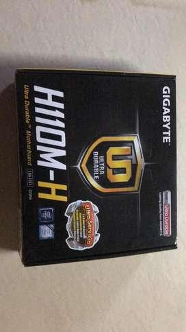 Motherboard DDR4 LGA 1151 Gigabyte H110M-H