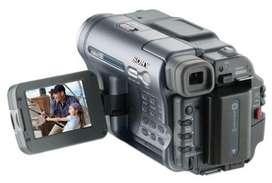 Camara de video SONY analogica