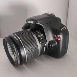 Cámara Profesional Canon T3
