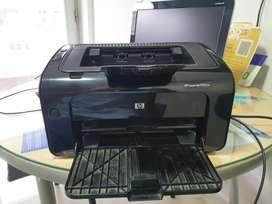 Impresora laser Hp lasrJet P1102w
