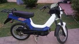 Ciclomotor DEI-IMX